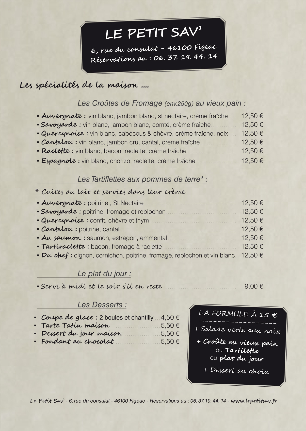 Mise en page d 39 un menu de restaurant for Mise en page de conception maison en ligne gratuitement