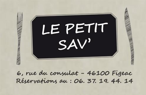 Le Petit Sav Nomibook